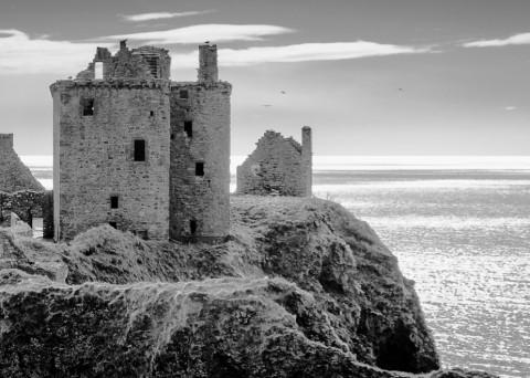 Donnotar Castle
