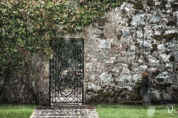 Scotland garden